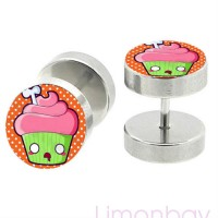 Fake plug – Muffin logo