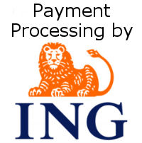 Safe payment processing by ING