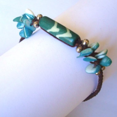 Pulsera Blue Mountain