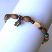 Pulsera Cromatis Lion Brown