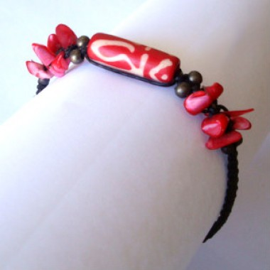 Pulsera Red Mystic