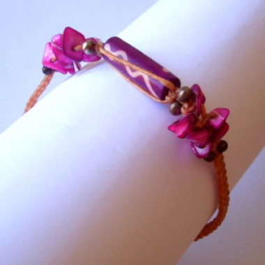 Pulsera Purple Rain