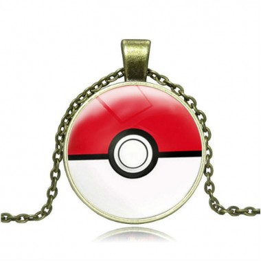 Colgante Pokeball. Pokemon