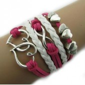 Pulsera Infinite Love